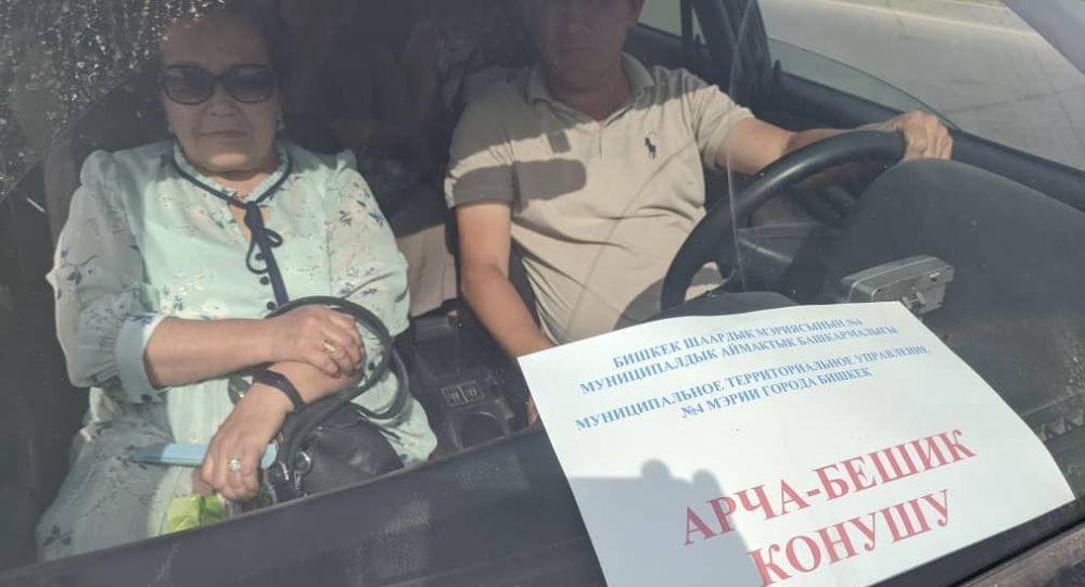 В связи с тем, что сегодня водители микроавтобусов не вышли на линию, столичные акимиаты организуют бесплатный подвоз горожан