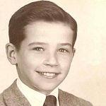 Президент США Джо Байден в десять лет, 1952 год