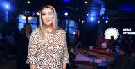 Основательница первой барабанной школы в Бишкеке, 30-летняя Аида Шалтакова