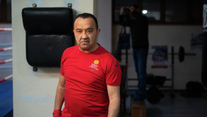 Семикратный чемпион мира по боксу среди профессионалов по версии WBA Орзубек Назаров