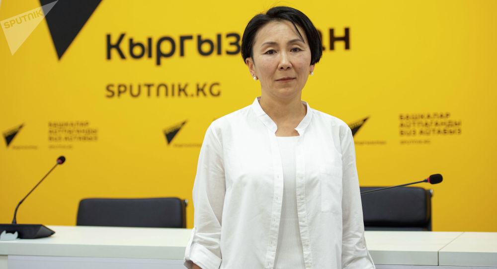 Офтальмолог Аида Жолочиева