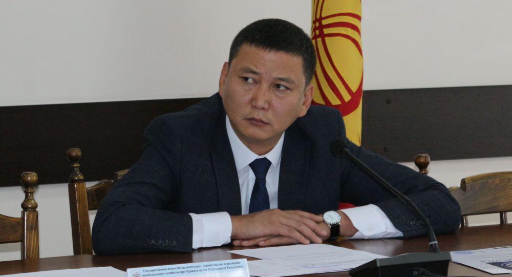 Уланбек Калманбетов. Архивдик сүрөт
