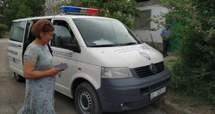 Сотрудники милиции и социальных служб провели рейд по проверке условий проживания детей мигрантов в Иссык-Кульской области