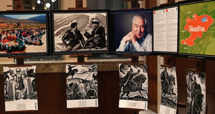 Фотовыставка в честь 30-летия Независимости Кыргызской Республики в Анкаре. 09 июня 2021 года