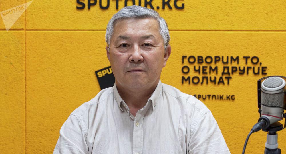 БШКнын шайлоо процессин уюштуруу башкармалыгынын башчысы Төлөгөн Айтикеев