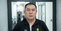 Көк бөрү федерациясынын жетекчиси Искендер Кадыркулов