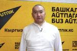 Генеральный секретарь Федерации кок бору Кыргызстана Куватбек Аскарбеков пригласил команды по кок-бору, участвующие в фестивале Русский мир, на Международные иссык-кульские игры.