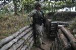 Украинадагы аскер машыгуусу. Архивдик сүрөт