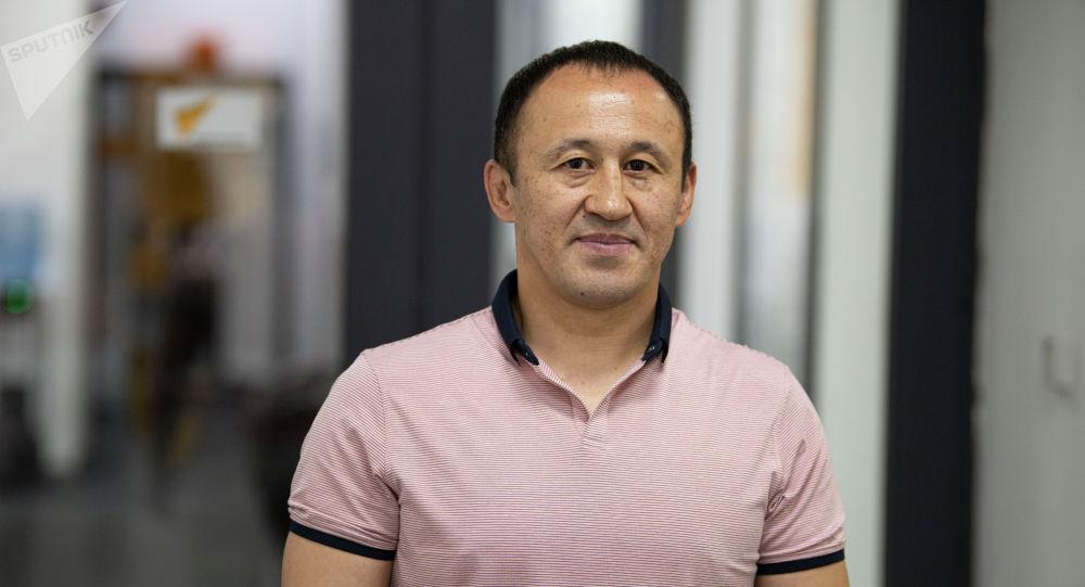 Кармаш урушу боюнча дүйнөнүн чемпиону Улан Эралиев