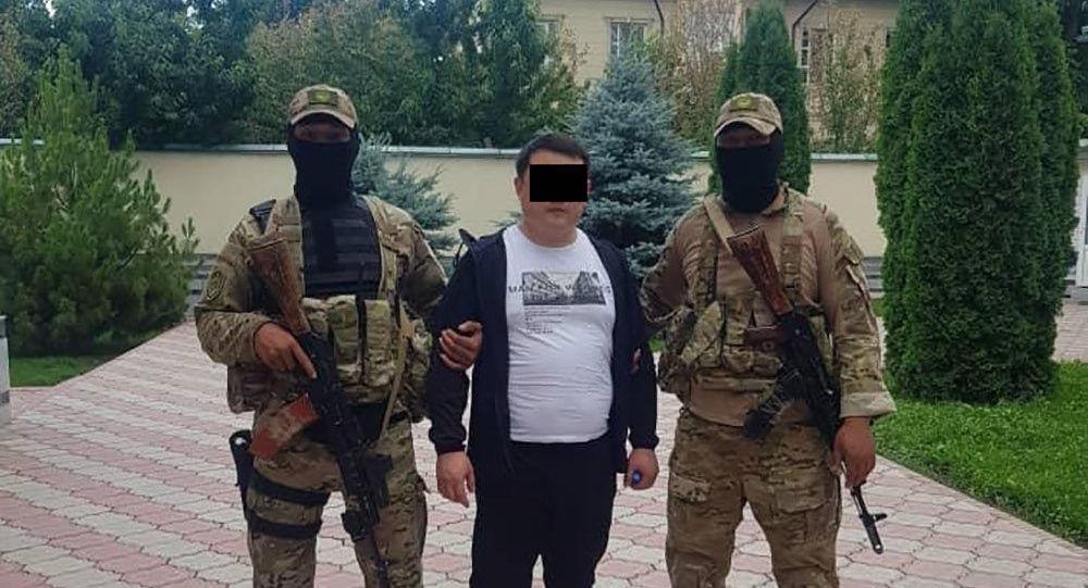 Задержание начальника Юго-западной таможни ГТС по подозрению в незаконном обогощении