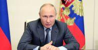 РФ президенти Владимир Путин. Архив