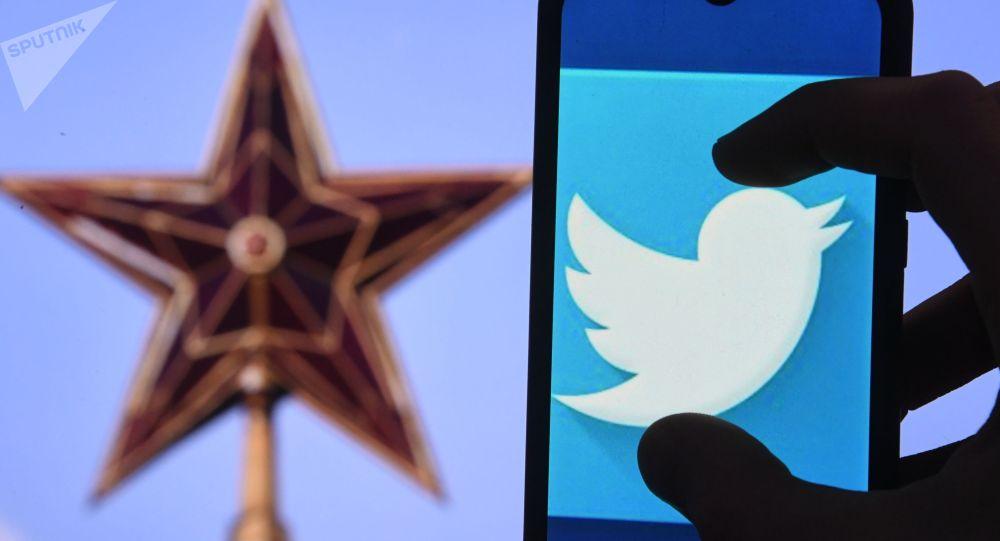 Телефондогу Twitter логотиби. Архив