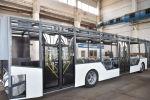 Производство электрических и электро-гибридных низкопольных городских автобусов
