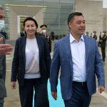 Садыр Жапаровдун Түркияга болгон расмий иш сапарынын акыркы күнү