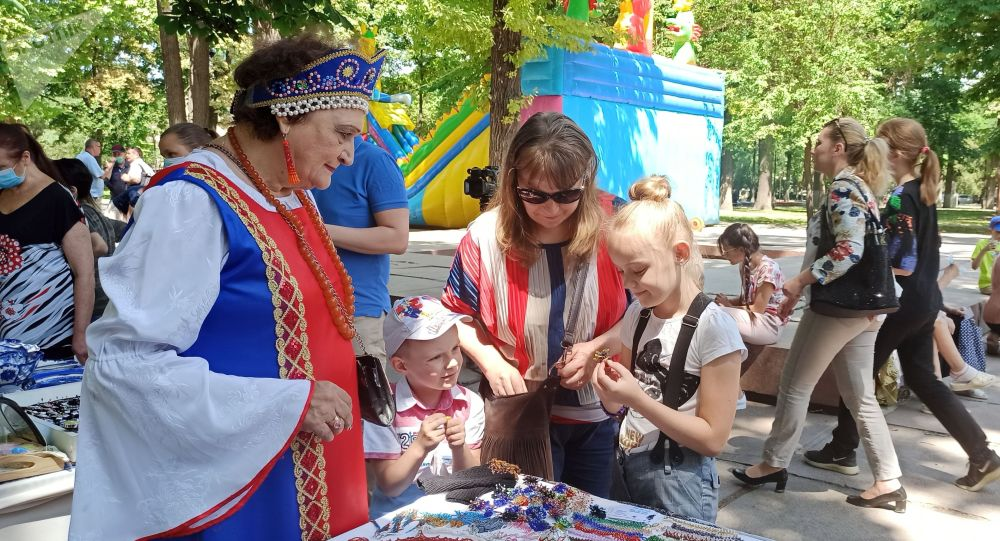 Бишкекте Россия күнү белгиленип жаткан учурда