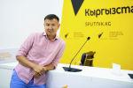 Ишкер, спортчу, ардактуу консул жана блогер Чыңгыз Алканов