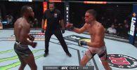 В ночь на 13 июня состоялся турнир UFC, на котором выступило немало звезд промоушена. Смотрите подборку лучших моментов в видео.