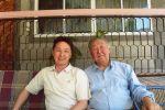 Кыргыз элинин дагы бир көрүнүктүү уулу, жазуучу, прозаик, саясатчы, коомдук ишмер Казат Акматов уулу Азим менен