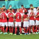 Футболист сборной Дании Кристиан Эриксен в матче чемпионата Европы со сборной Финляндии в Копенгагене перенес остановку сердца на поле.