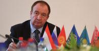 Доктор политических наук, профессор Игорь Панарин. Архивное фото