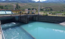 Ала-Арча дарыянын башкы водораздел