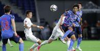 Кыргызстан — Япония футбол оюну