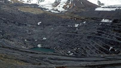 Рудник Кумтор. Архивное фото