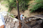 Жалал-Абаддын Сузак районунда шахта урады