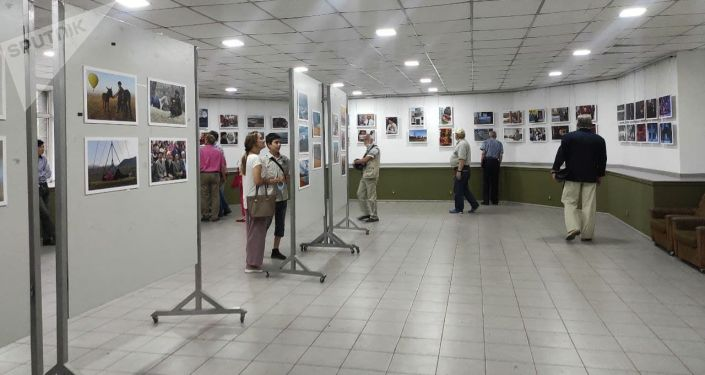 В галерее Союза художников Дубовый парк открылась фотовыставка Этот день мы приближали, как могли!, посвященная 80-летию начала Великой Отечественной войны