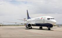 Открытие прямых рейсов из Кыргызстана в Иран