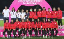 Женская сборная Кыргызстана по футболу