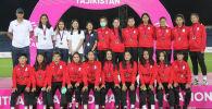 Кыргызстандын футбол боюнча кыздар курама командасы