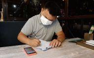 Рейд по соблюдению санитарных норм в Бишкеке