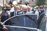 Армениянын премьер-министринин милдетин аткаруучу Никол Пашинян