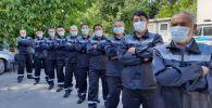 Новая спецодежда технического персонала МП Бишкекское троллейбусное управление