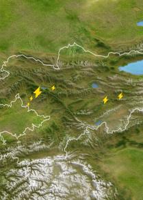 Сколько ГЭС планируют построить в Кыргызстане — инфографика