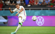 Франциянын футболчусу Килиан Мбаппе Португалия менен Франциянын беттешинде