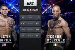 На YouTube-канале UFC появилось полное видео второго боя ирландского бойца Конора Макрегора с американцем Дастином Порье.