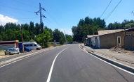 Бишкекте оңдоп-түзөөдөн кийин төрт көчөнүн ачылышы