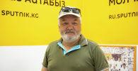 Кыргыз Республикасынын эл артисти, театр жана кино актеру, белгилүү куудул Күмөндөр Абылов