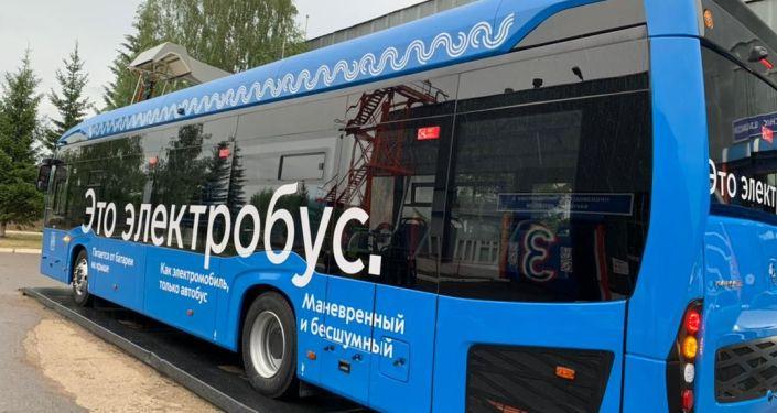 Автобусы и электробусы в Камском автомобильном заводе (КамАЗ)