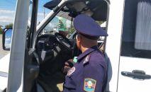 В Караколе устанавливаются видеорегистраторы в общественном транспорте