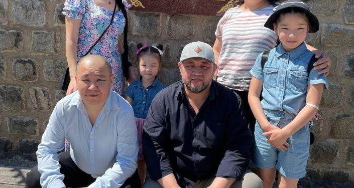 Соотечественники, работающие в Австрии, установили в Маутхаузене мемориальную доску кыргызским военнопленным, участвовавшим в Великой Отечественной войне