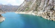 Объем воды в Токтогульской гидроэлектростанции на 28 июня 2021 года
