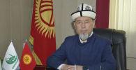 Бишкек шаарынын мусулмандар казысы болуп дайындалган Самидин Атабаев
