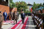 Официальный визит министра обороны Турции в Кыргызстане