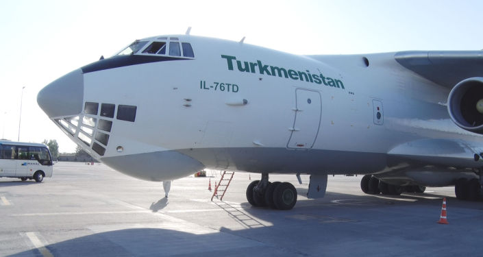В Бишкек прибыл груз из Туркменистана, договоренность о поставке которого была достигнута в ходе недавнего официального визита президента КР в Туркменистан. 29 июня 2021 года