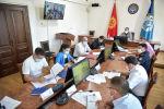 Бишкек шаарынын эпидемиологиялык абалы боюнча мэриянын жыйыны