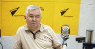 Руководитель отдела Центральноазиатского института прикладных исследований Земли Рыскул Усубалиев