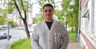 Врач и телеведущий Александр Мясников. Архивное фото